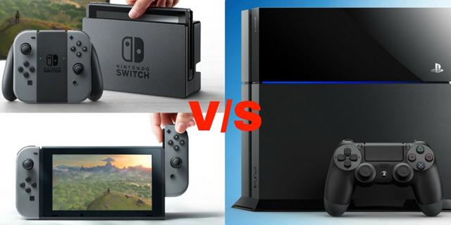 分析师:自家游戏方面索尼和任天堂比还差得远