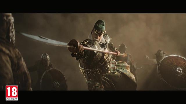 E3 2018:《荣耀战魂》新增中国势力 入门版免费一周