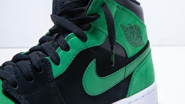 当Air Jordan遇上Xbox 这双特色球鞋你喜欢吗?