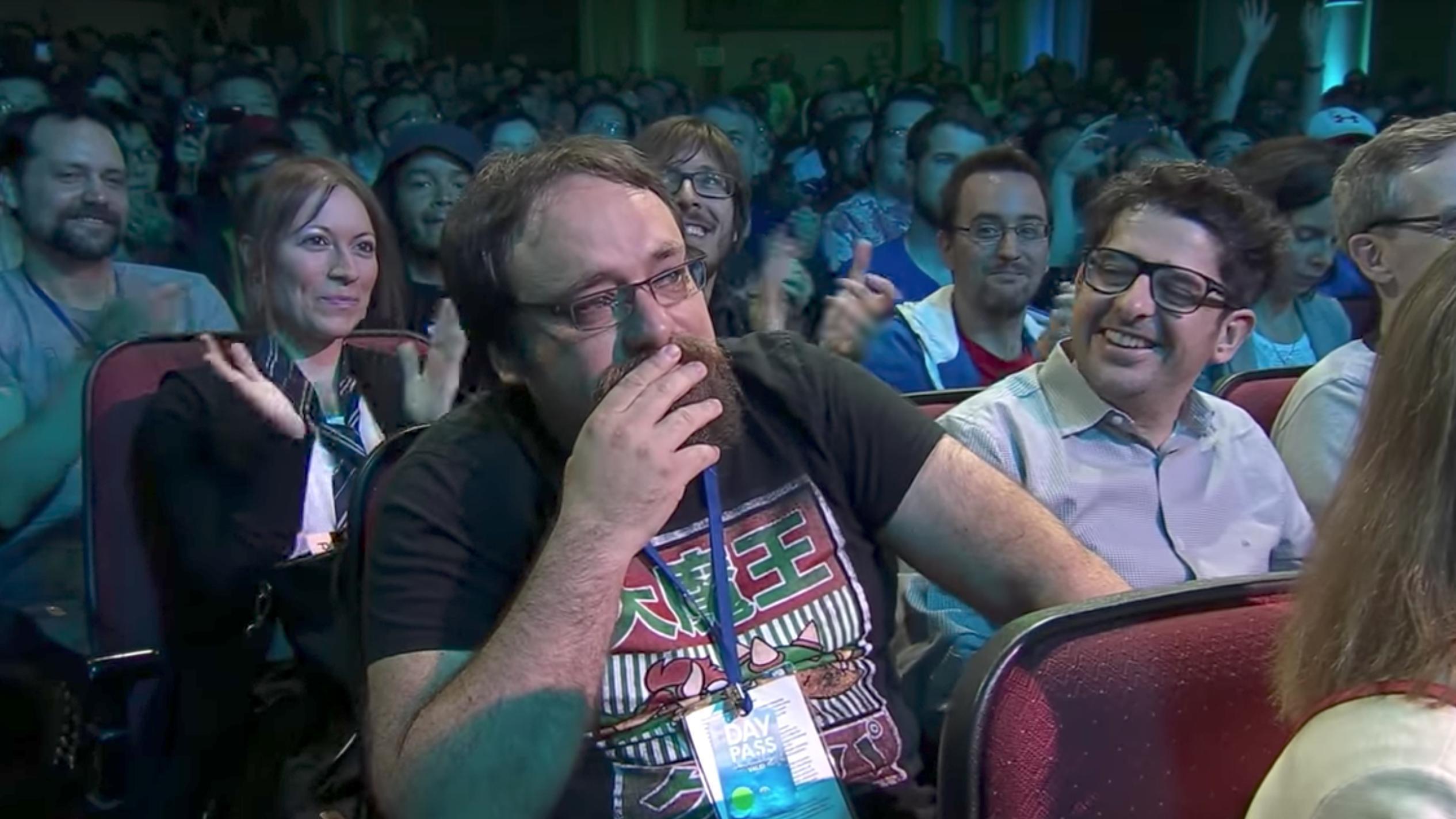 总有一款游戏让你内牛满面:E3历届19大精彩时刻