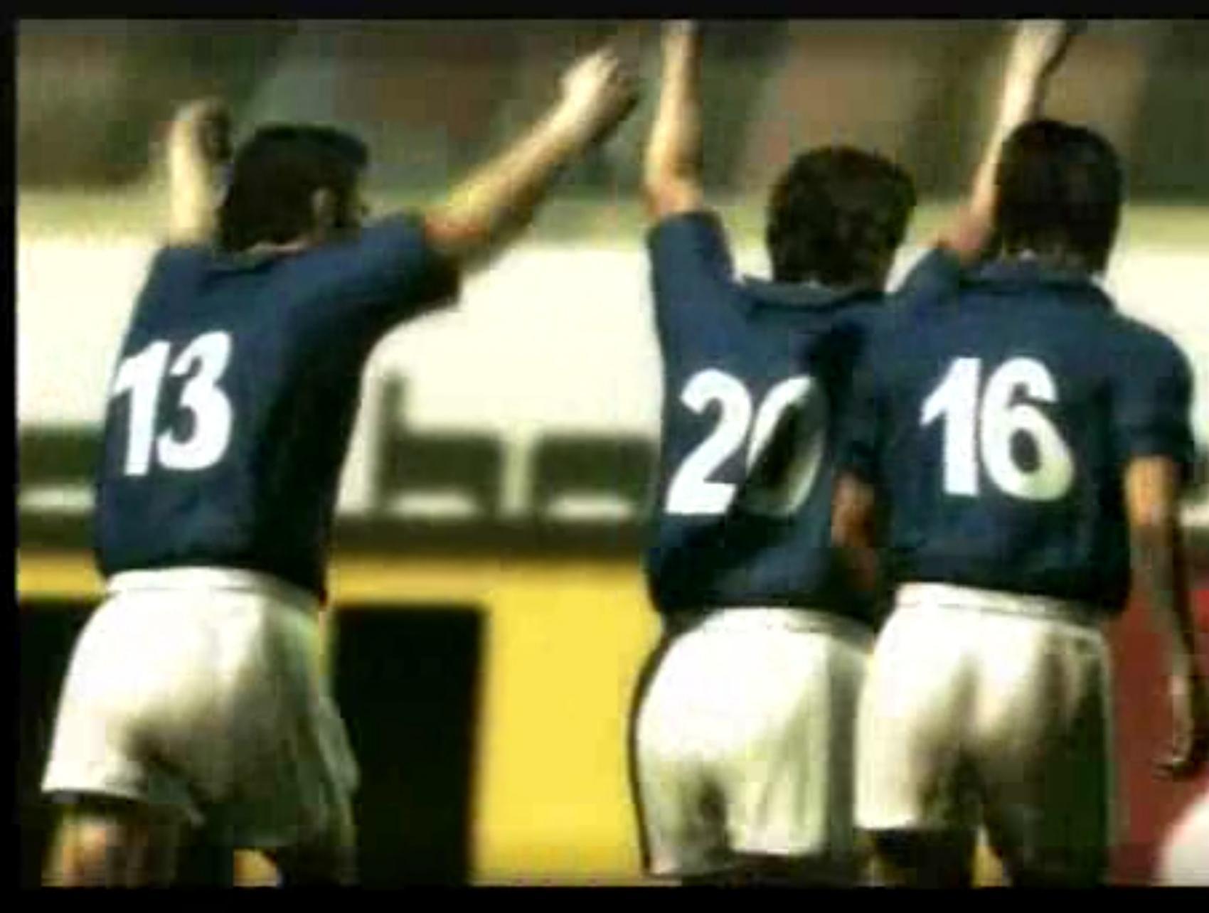 20:罗西属于那种生下来就是为了踢世界杯的