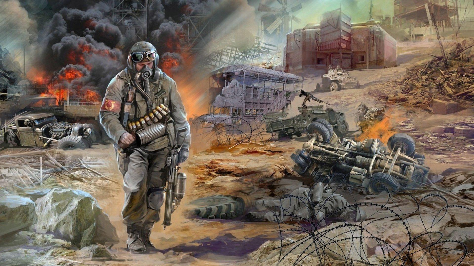 22年前的这场核爆,造就了俄式游戏的巅峰