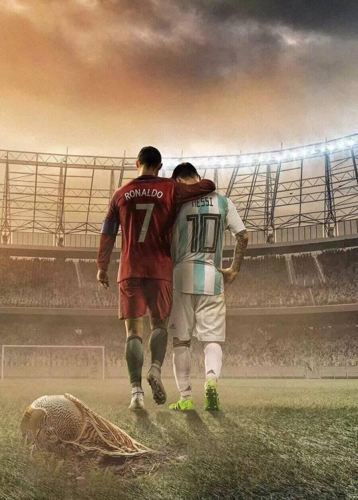 20:真心希望两位球王的球迷们可以少一些谩骂,学会去欣赏一个同样伟大的对手