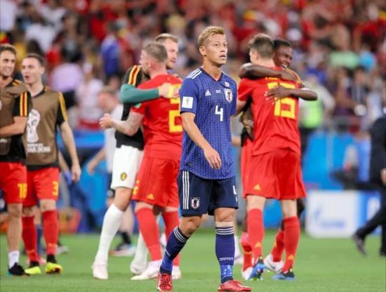 21:我们不能只在日本队出成绩的时候才看到人家平日里的努力与付出