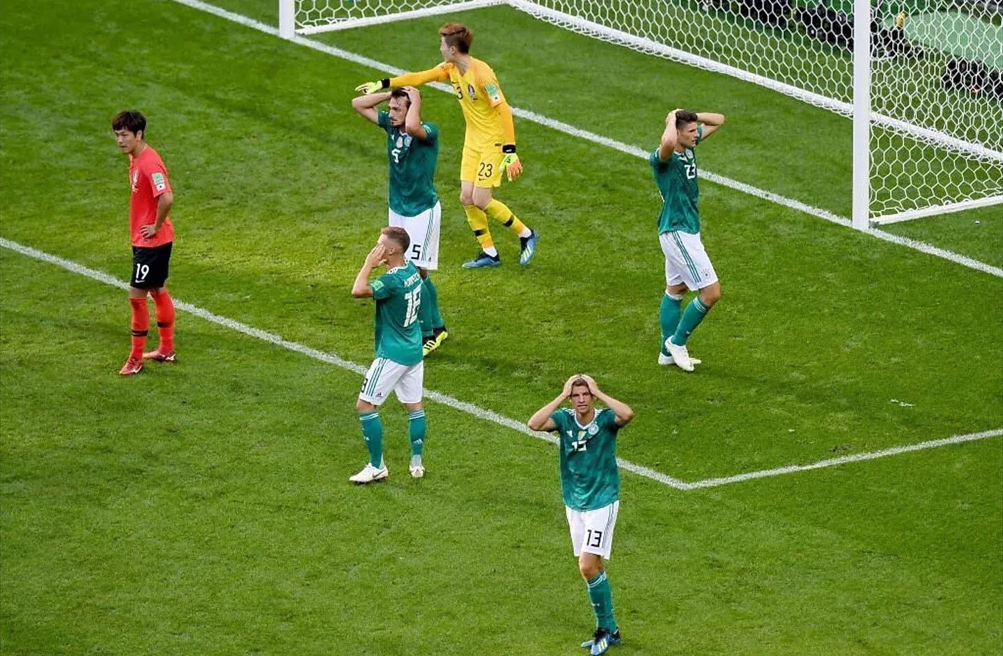 27:德国队延续了大热必死的戏剧传统