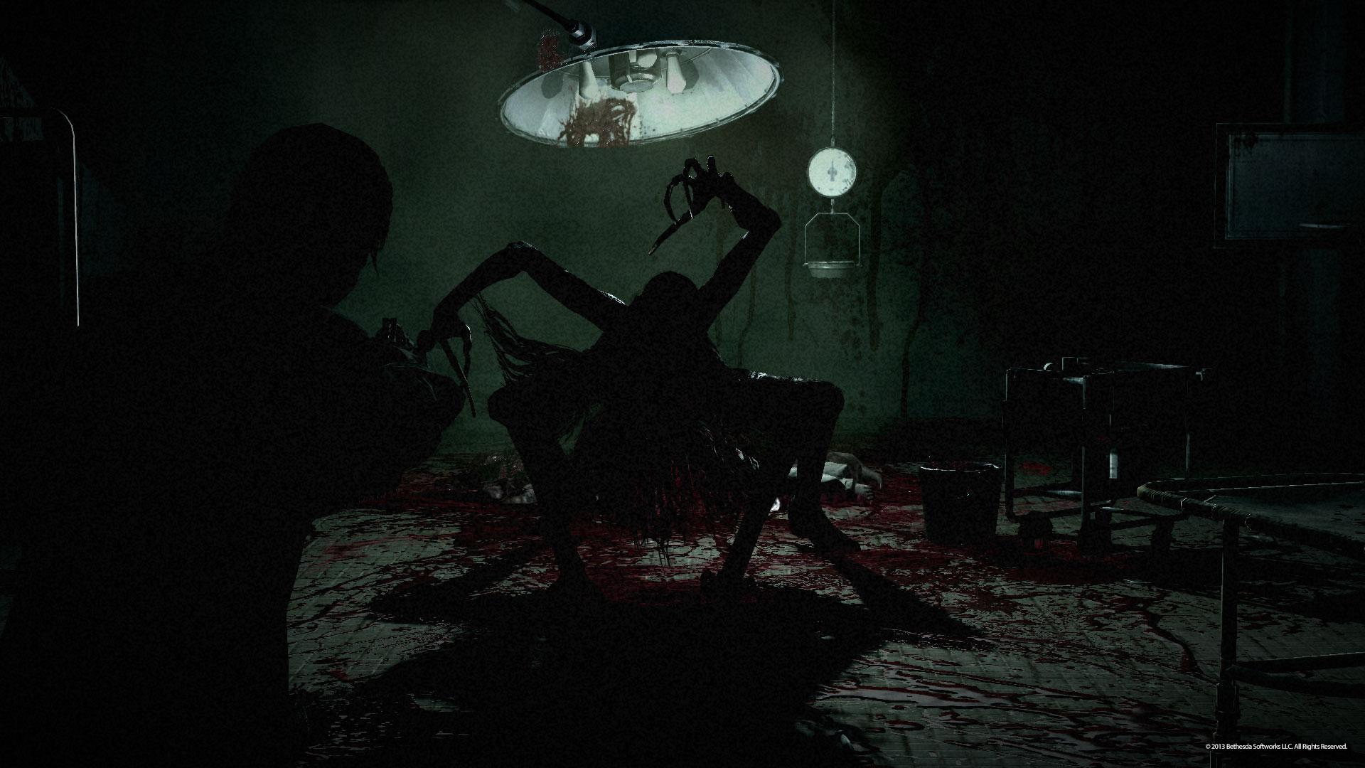 """吓人与游戏性:将一款恐怖游戏做得""""好玩""""有多难?"""
