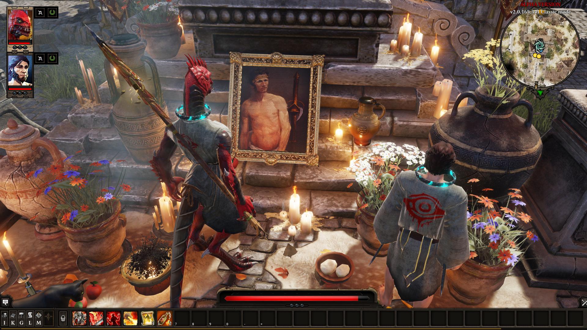 对中国玩家而言,《神界:原罪2》也许过于硬核了