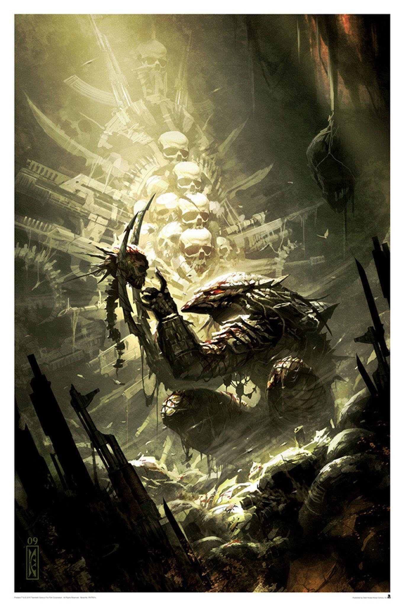 不止打异形:铁血战士的故事比你知道的更丰富