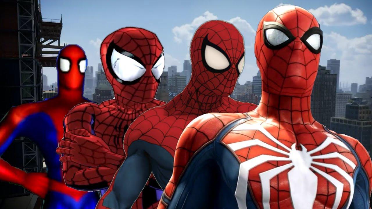 游戏史上那些最好和最差的《蜘蛛侠》