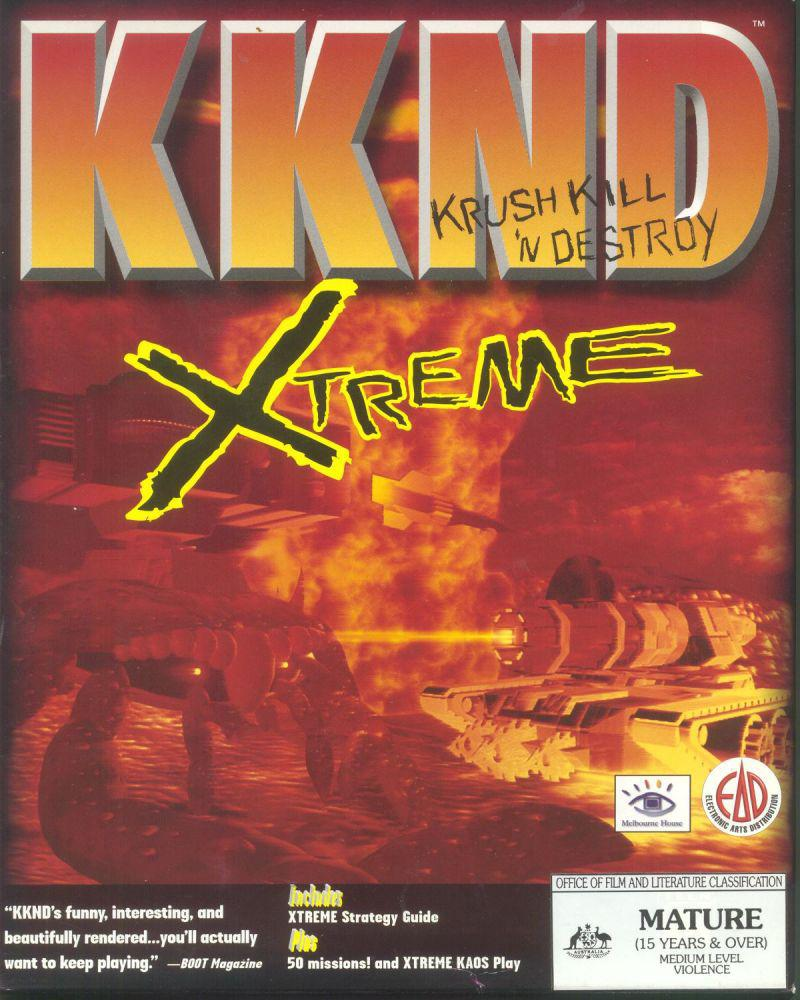 18512-kknd-krush-kill-n-destroy-xtreme-windows-front-cover