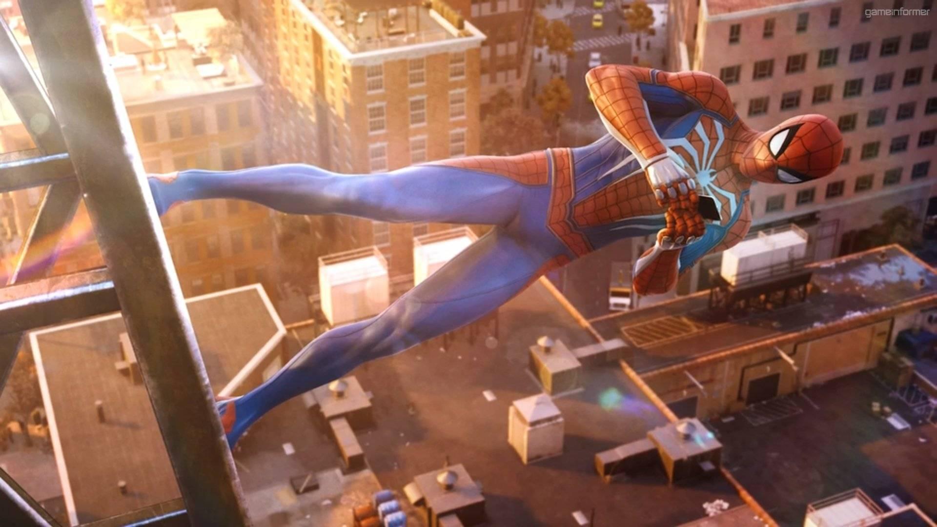 19:蜘蛛侠:奎哥加油,我就是来划水的