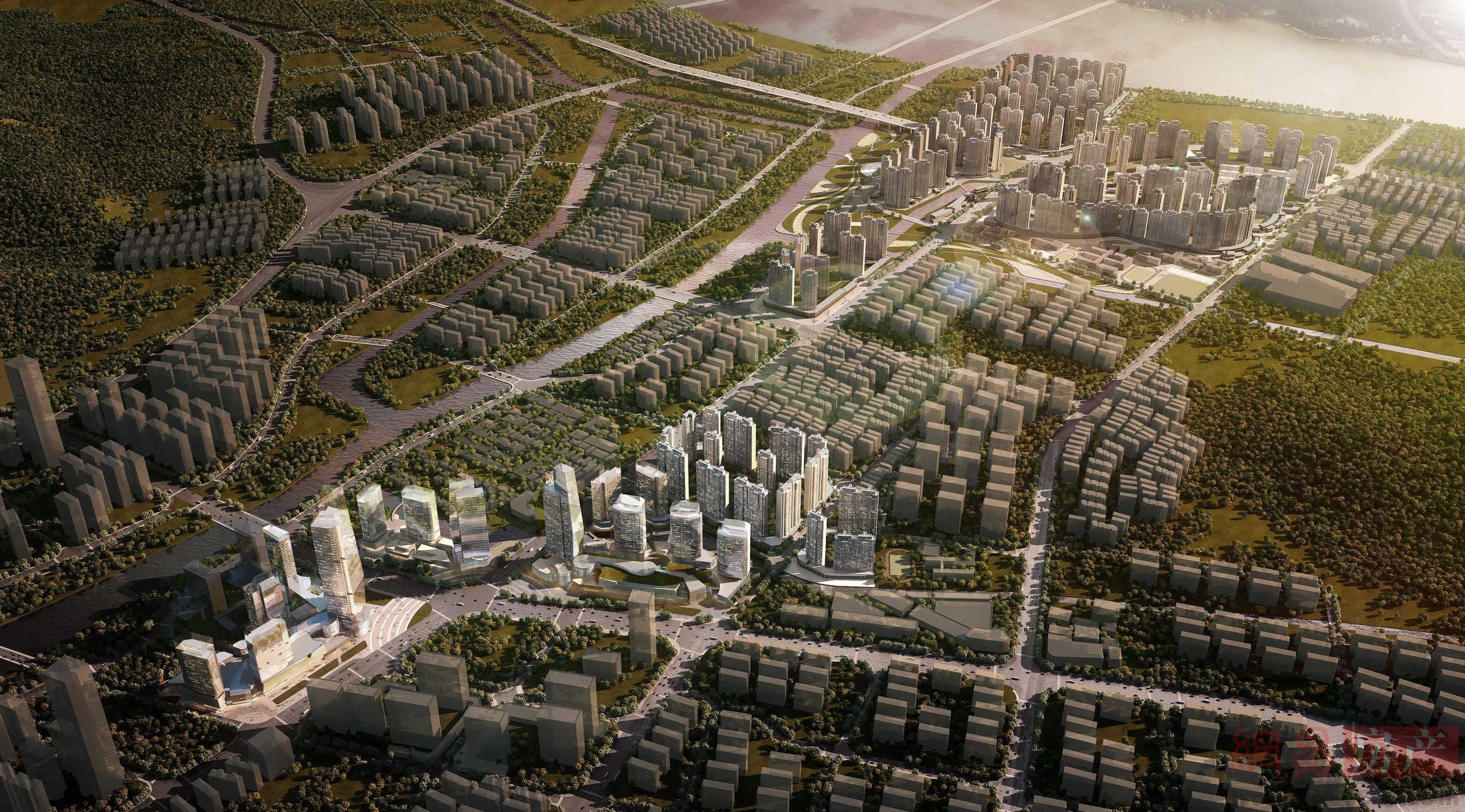 广州阳光城丽景湾效果图图片