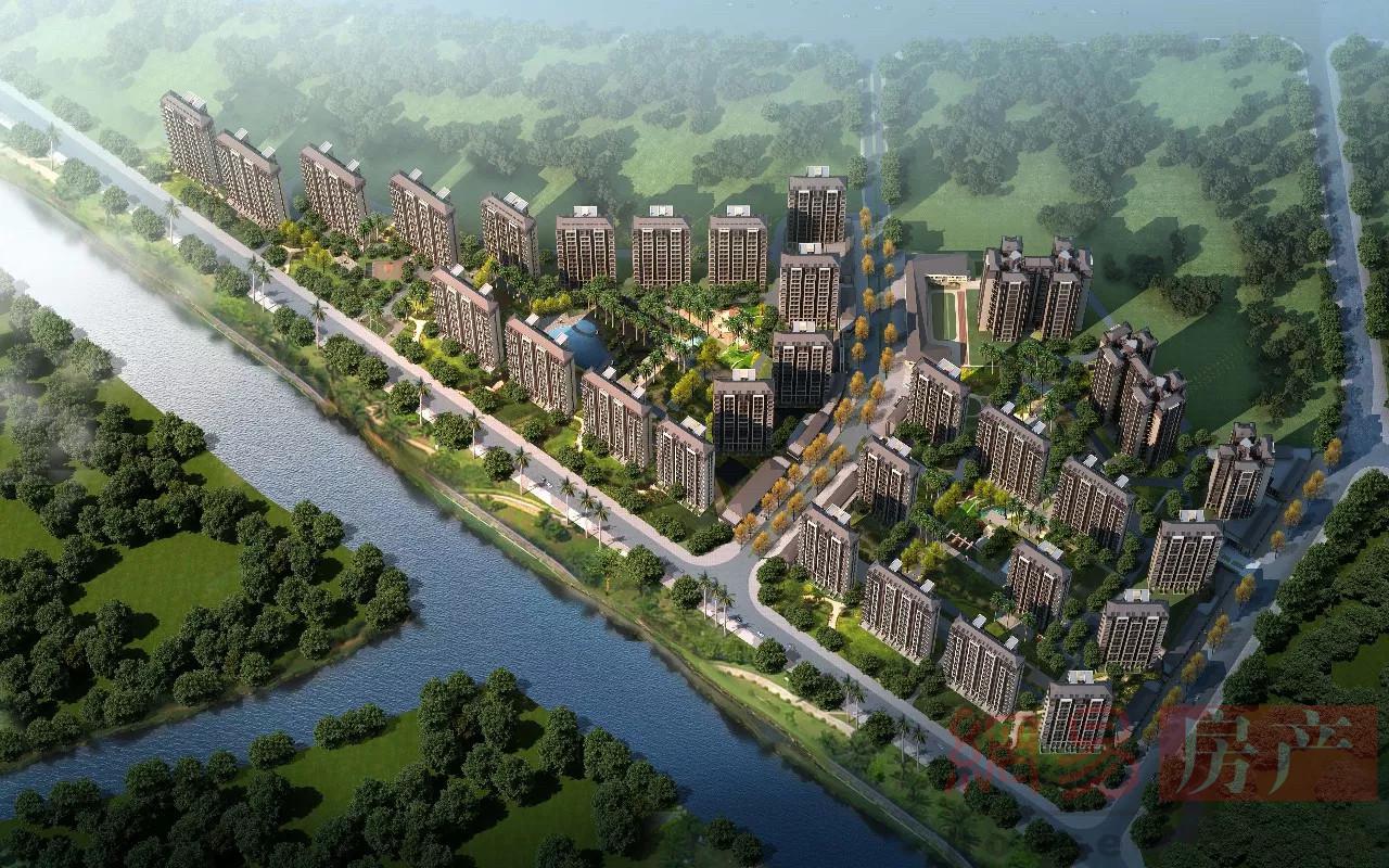 广州保利中航城效果图图片