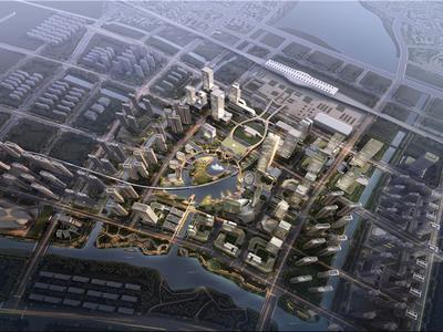 苏州MOC芯城汇效果图图片