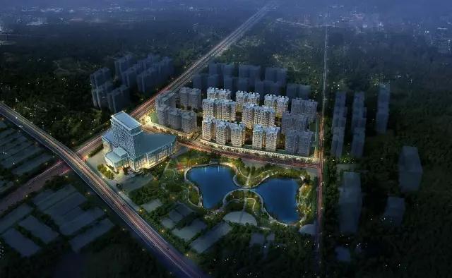 中山时代御京新城效果图图片
