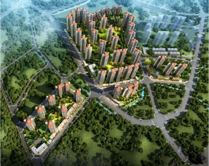 惠州佳兆业时代·可园效果图图片