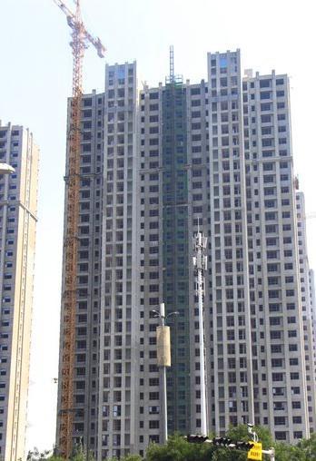 石家庄东南智汇城实景图图片