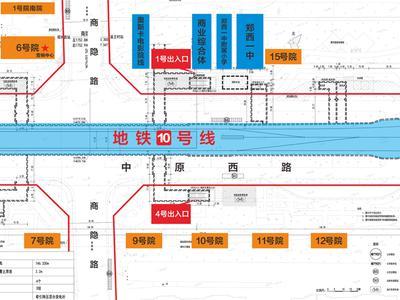 郑州清华·大溪地交通图图片