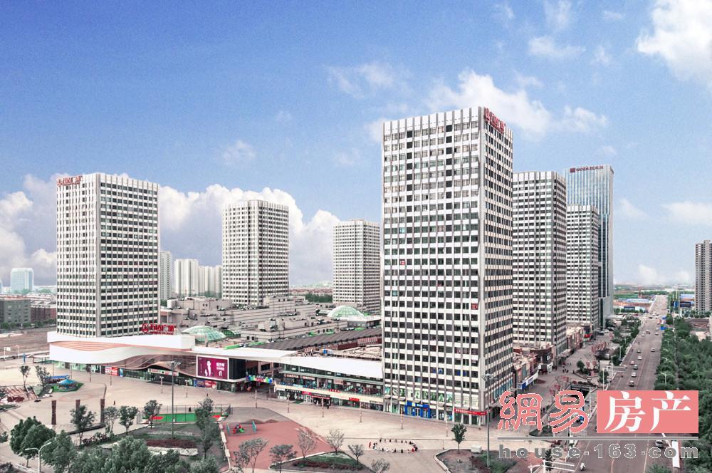 泰安泰安万达广场效果图图片