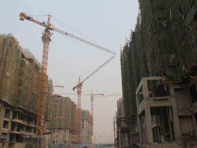 濮阳香榭里领秀城实景图图片