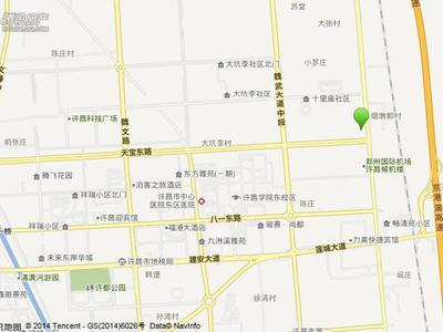 许昌空港第1国际交通图图片