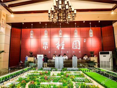 许昌豫中桂园实景图图片