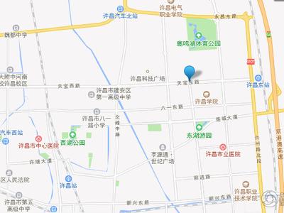 许昌恒大绿洲果吧公社交通图图片