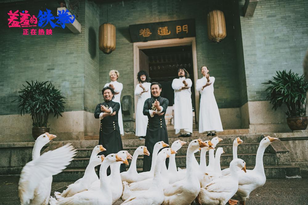 电影年度总票房突破550亿 中国电影步入稳定发展期