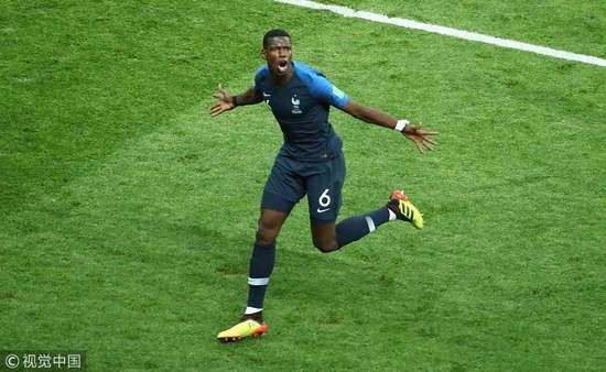 世界杯最佳阵容:19岁姆巴佩一飞冲天 魔笛阿扎尔昂首离开