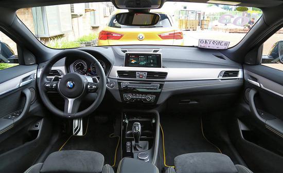 从内到外的精致 试驾宝马X2 sDrive25i