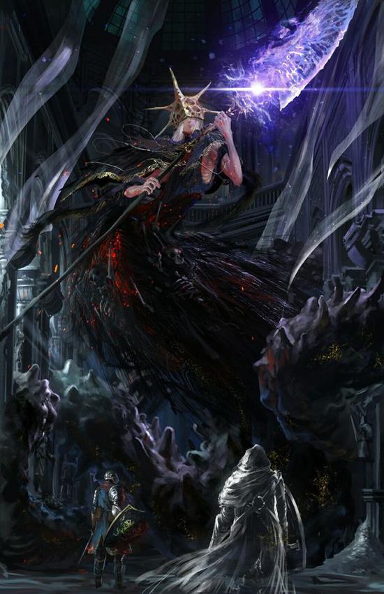克苏鲁内核+印欧神话:探究《黑暗之魂》的神话气质